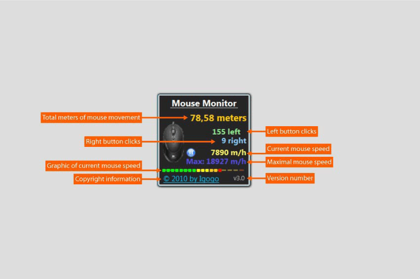 Click to view Mouse Monitor screenshots