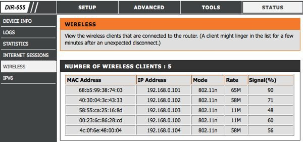 Check If Someone Is Using Your Wi-Fi
